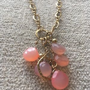 Jewelry - Gold, beaded necklace
